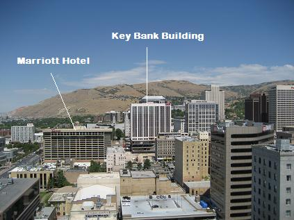Key Bank Building - 50 South Main, Salt Lake City, UT